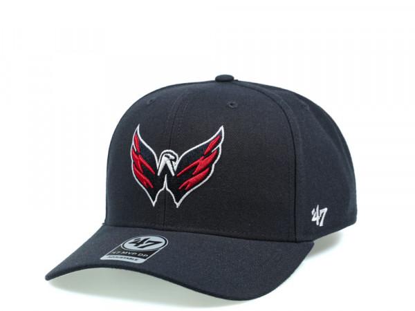 47Brand Washington Capitals Cold Zone MVP DP Snapback Cap