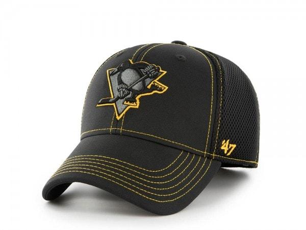 47brand Pittsburgh Penguins Stronaut Flex Fitted Cap