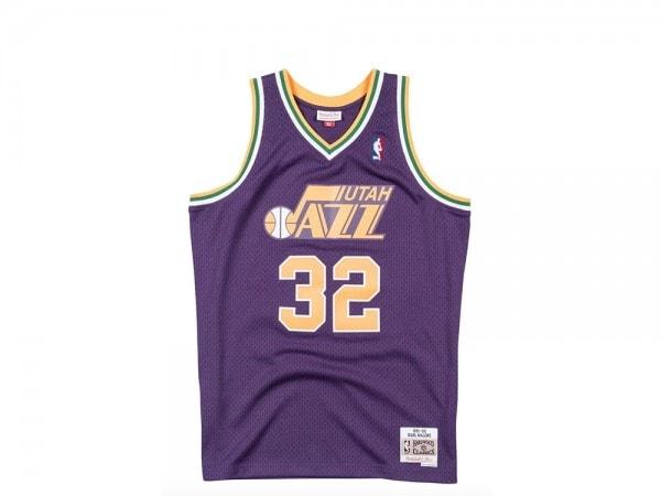 Mitchell & Ness Utah Jazz - Karl Malone Swingman 1991-92 Jersey