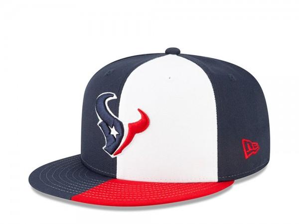New Era Houston Texans Draft 19 9Fifty Snapback Cap