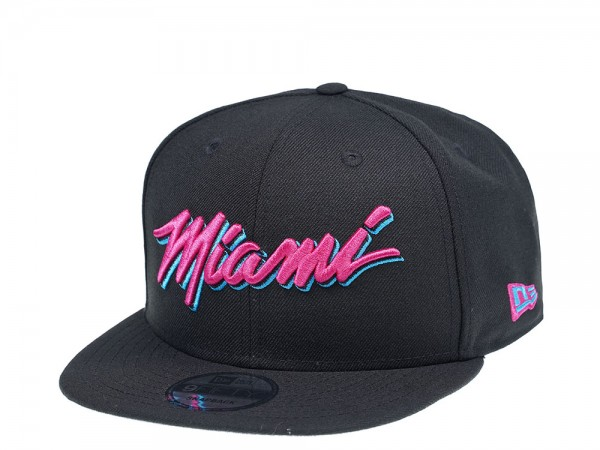 New Era Miami Heat Vice Edition 9Fifty Snapback Cap