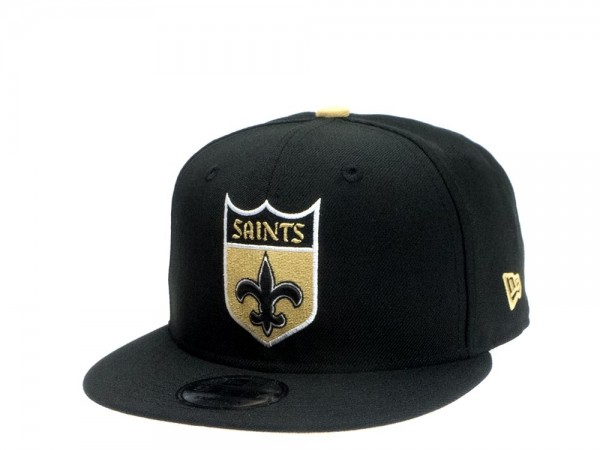 New Era New Orleans Saints Throwback Edition 9Fifty Snapback Cap