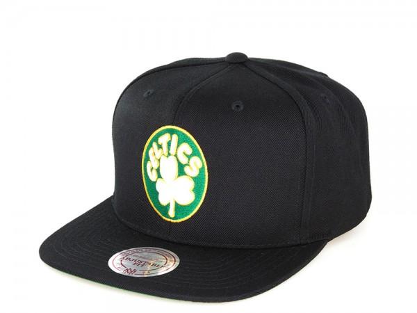 Mitchell & Ness Boston Celtics Classics Snapback Cap