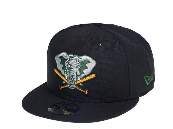 New Era Oakland Athletics Alternate Oldschool Logo 9Fifty Snapback Cap