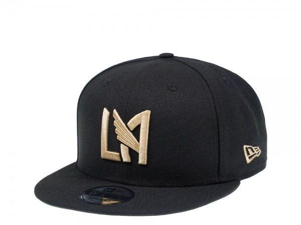 New Era Los Angeles FC Black Edition 9Fifty Snapback Cap
