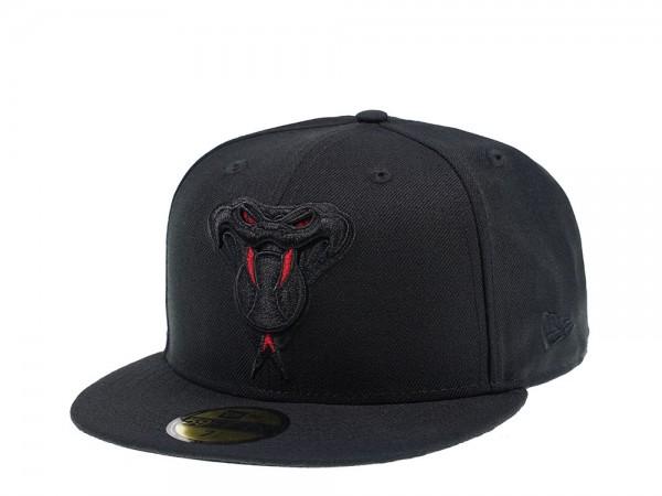New Era Arizona Diamondbacks Red Details 59Fifty Fitted Cap