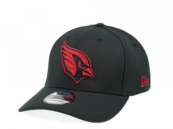 New Era Arizona Cardinals Black and Red Edition 39Thirty Stretch Cap