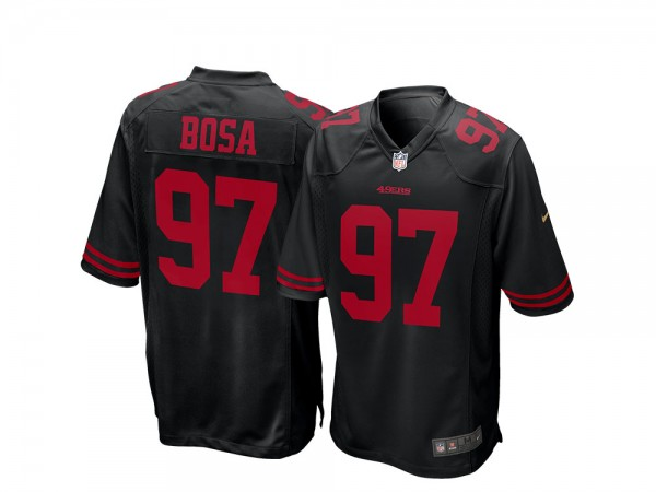 Nike San Francisco 49ers Nick Bosa Alternate Game NFL Jersey