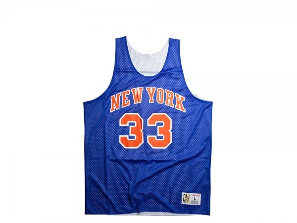 Mitchell & Ness New York Knicks - Patrick Ewing All-Star 1991 Reversible Mesh Jersey