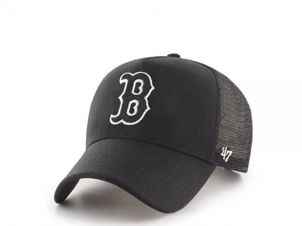 47Brand Boston Red Sox Chain Link MVP DT Trucker Snapback Cap