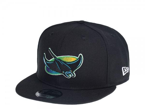 New Era Tampa Bay Rays Throwback Edition 9Fifty Snapback Cap