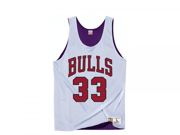 Mitchell & Ness Chicago Bulls - Scottie Pippen All-Star 1995 Reversible Mesh Jersey
