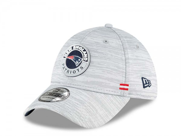 New Era New England Patriots Fall Sideline 39Thirty Stretch Cap