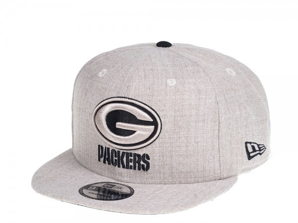 New Era Green Bay Packers Sandstorm Edition 9Fifty Snapback Cap