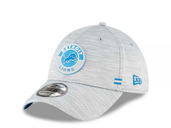 New Era Detroit Lions Fall Sideline 39Thirty Stretch Cap