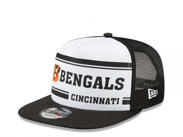 New Era Cincinnati Bengals Sideline Snapback Cap Home