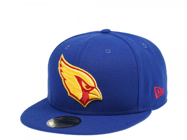 New Era Arizona Cardinals State Colors Edition 59Fifty Fitted Cap
