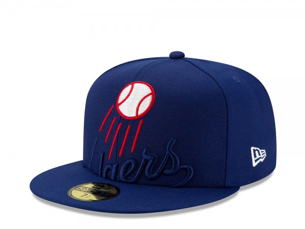 New Era Los Angeles Dodgers Elements Edition 59Fifty Fitted Cap