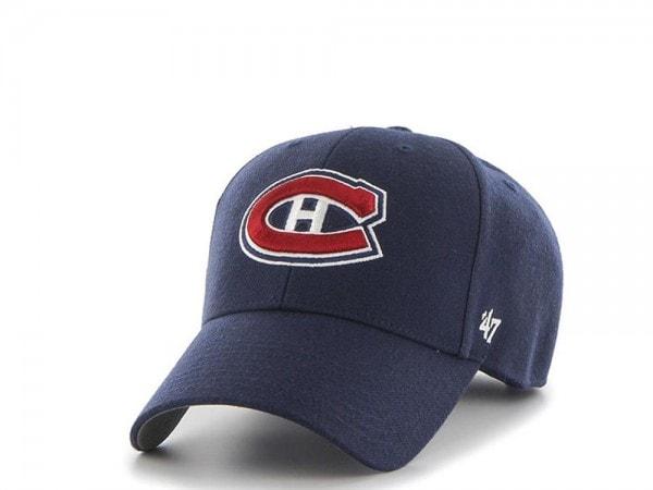 47brand Montreal Canadiens MVP Snapback Cap