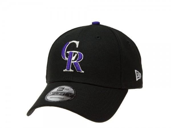 New Era 9forty Colorado Rockies The League Cap
