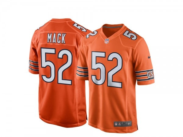 Nike Chicago Bears Khalil Mack Alternate Game NFL Jersey