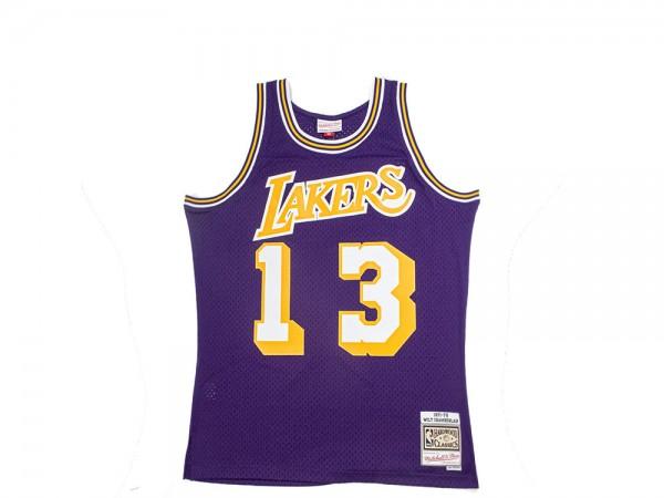 Mitchell & Ness Los Angeles Lakers - Wilt Chamberlain Swingman Jersey 2.0 1971-1972