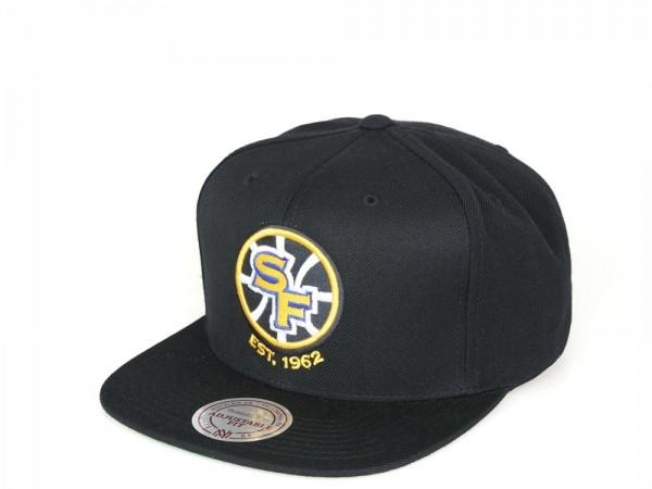 Mitchell & Ness Golden State Warriors Classic Snapback Cap