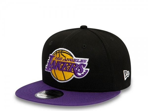 New Era Los Angeles Lakers Two Tone 9Fifty Snapback Cap