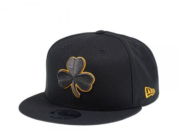 New Era Boston Celtics Gold Shamrock Edition 9Fifty Snapback Cap