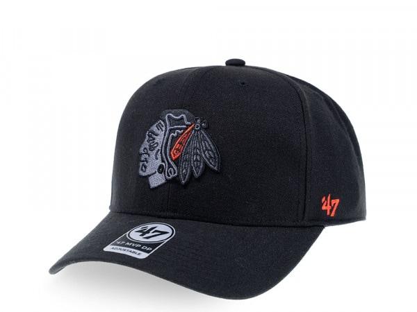 47brand Chicago Blackhawks Color Detail MVP DP Snapback Cap