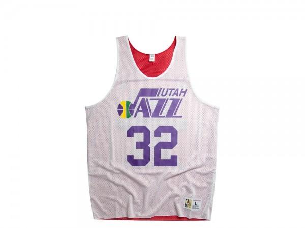 Mitchell & Ness Utah Jazz - Karl Malone All-Star 1991 Reversible Mesh Jersey