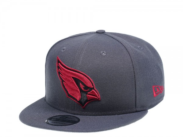 New Era Arizona Cardinals Red and Grey Edition 9Fifty Snapback Cap
