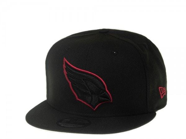New Era Arizona Cardinals Red Action 9Fifty Snapback Cap