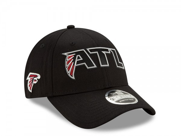 New Era Atlanta Falcons NFL Draft 20 9Forty Stretch Snapback Cap