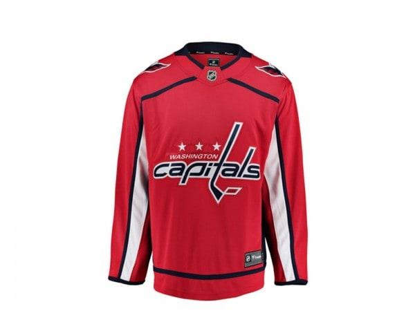 Washington Capitals Trikot Home - Fanatics Breakaway NHL Jersey