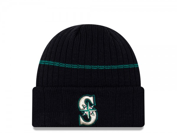 New Era Seattle Mariners Authentic Onfield Mütze