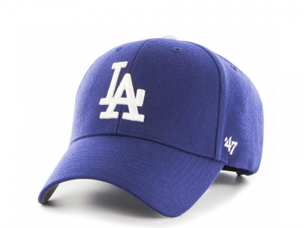 47brand Los Angeles Dodgers Home MVP Strapback Cap