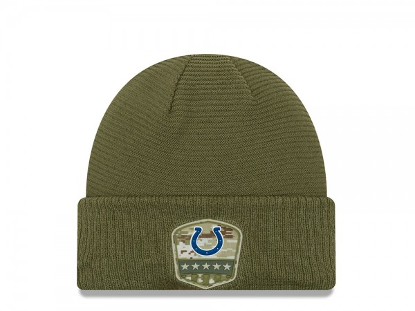 New Era Indianapolis Colts Salute to Service 2019 Mütze