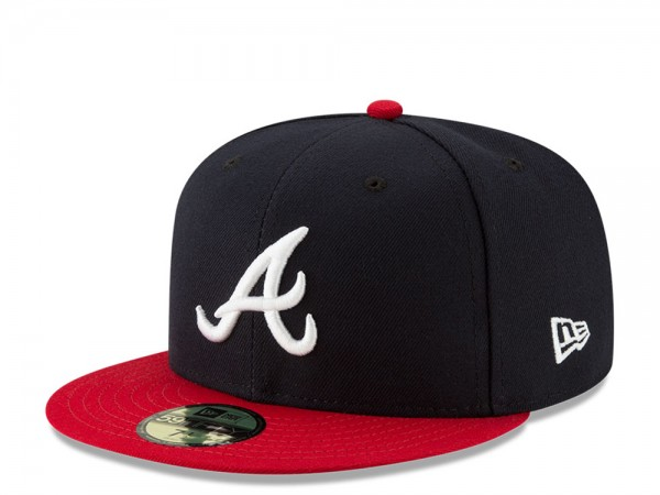 New Era Atlanta Braves Authentic On-Field Fitted 59Fifty Cap