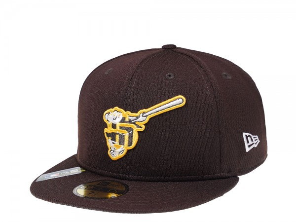 New Era San Diego Padres Springtraining 2020 59Fifty Fitted Cap