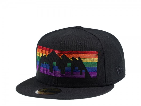 New Era Denver Nuggets Prime Edition 59Fifty Fitted Cap
