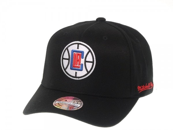 Mitchell & Ness Los Angeles Clippers 110 Flexfit Eazy Snapback Cap
