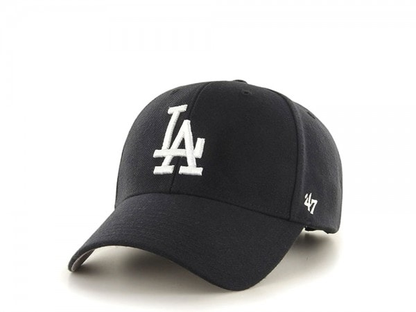 47brand Los Angeles Dodgers MVP Curved Strapback Cap