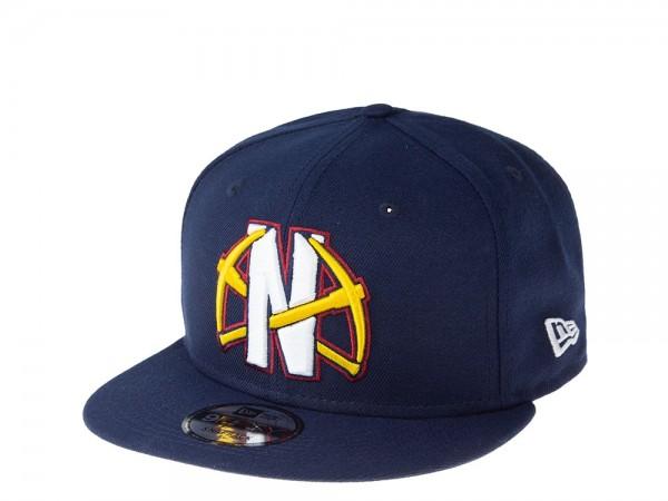 New Era Denver Nuggets Back Half Series 9Fifty Snapback Cap