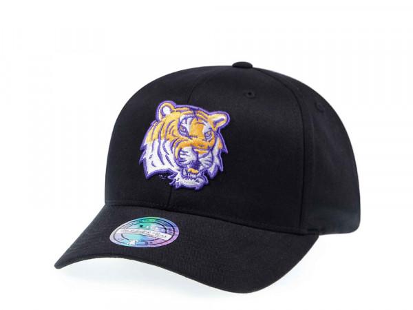 Mitchell & Ness LSU Tigers 110 Flex Snapback Cap