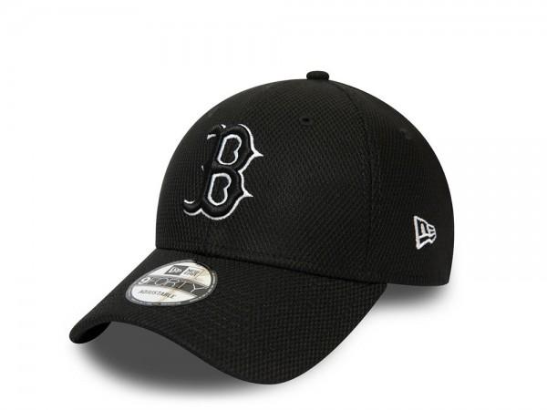 New Era Boston Red Sox Diamond Era Essential 9Forty Strapback Cap