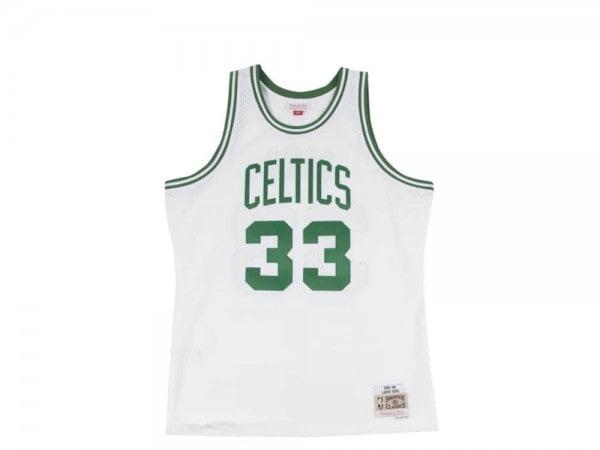 Mitchell & Ness Boston Celtics - Larry Bird Swingman Jersey 2.0 1985-1986