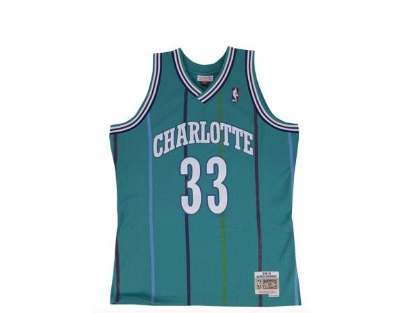 Mitchell & Ness Charlotte Hornets - Alonzo Mourning Swingman 1992-93 Jersey