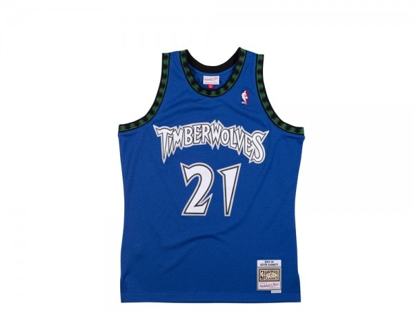 Mitchell & Ness Minnesota Timberwolves - Kevin Garnett Swingman 2.0 2003-04 Jersey