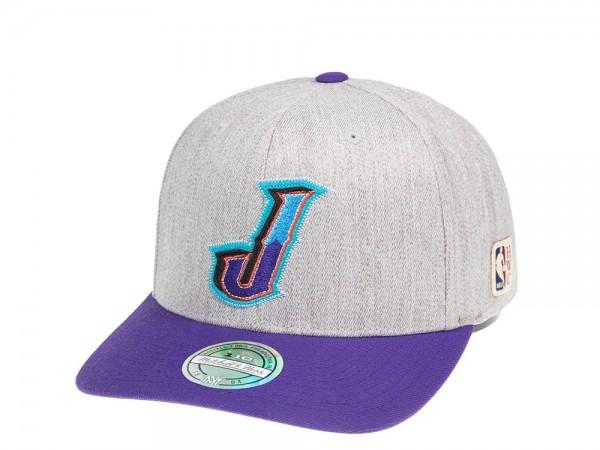 Mitchell & Ness Utah Jazz Hometown 110 Flexfit Cap